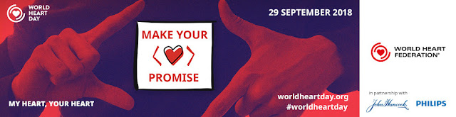 Commitments to incorporate small changes in your life can leave your heart healthier and happier. Make the Promise!