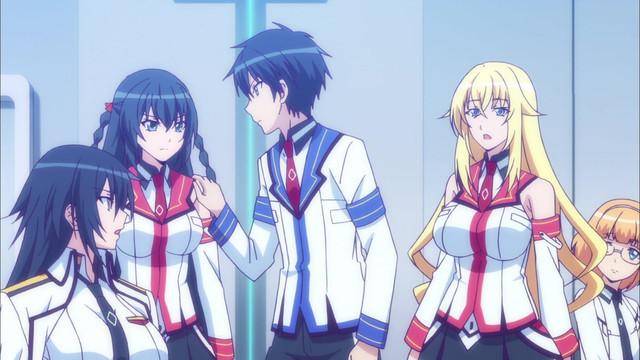 Masou Gakuen Hybrid X Heart (HxH) - Episódio 06