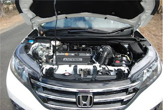 Mesin Honda CR-V