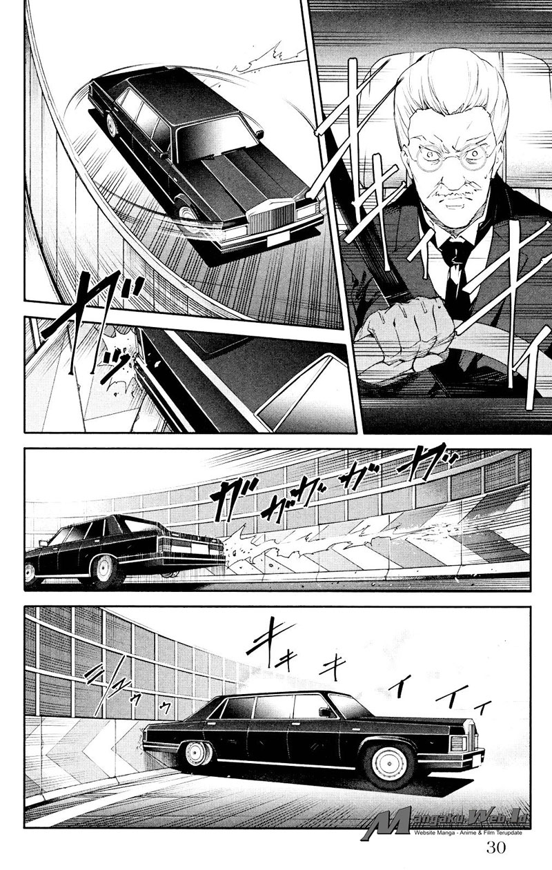 Darwin's Game Chapter 25-32