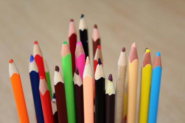 sondage matériel de coloriage