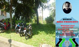 Rp.4 Jt / M2 Dijual Cepat Kavling Siap Bangun Di Taman Parahyangan Sentul City (code:281)