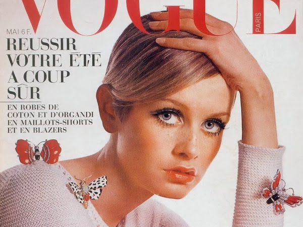 Fashion Icon: Twiggy