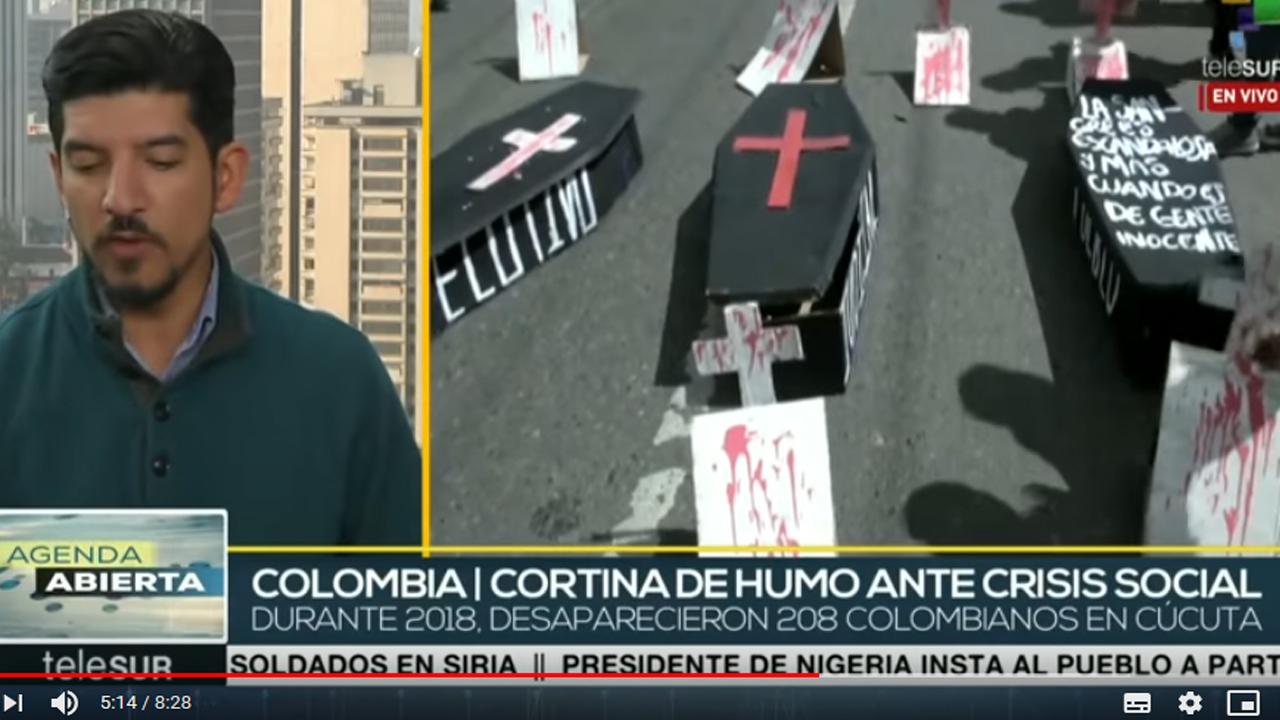 Colombia, el más desigual de AL y el segundo drama humanitario mundial