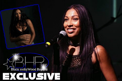 Singer Melanie Fiona And Her Boyfriend Welcomes A New Baby Boy Into The World !