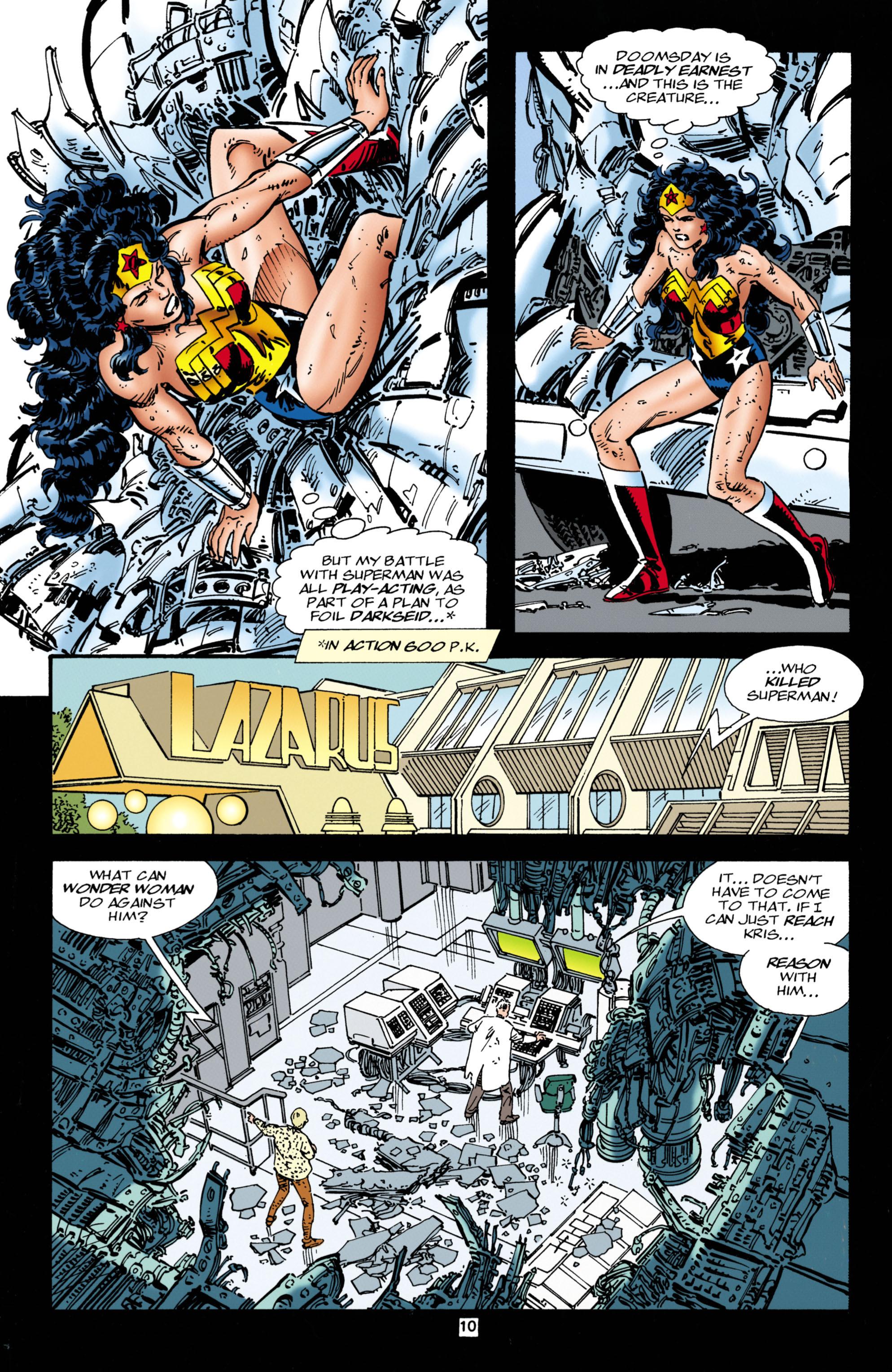 Read online Wonder Woman (1987) comic -  Issue #111 - 10