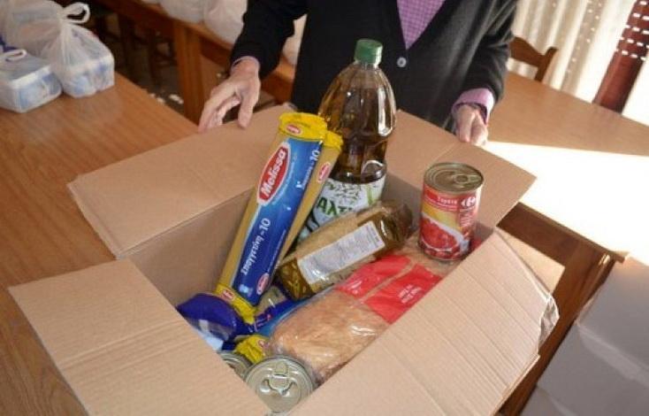 Αλληλεγγύη σε οικογένειες και άτομα που έχουν ανάγκη από το Πολυκοικωνικό του Δήμου Αλεξανδρούπολης