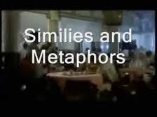 Arts & Literature: List of Similes and Metaphors