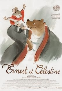 فيلم الانيميشن والكوميديا Ernest & Célestine 2012 مترجم