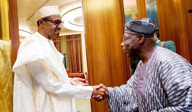 2019: Group Says: Ex-President Obasanjo responsible for Nigeria's problem
