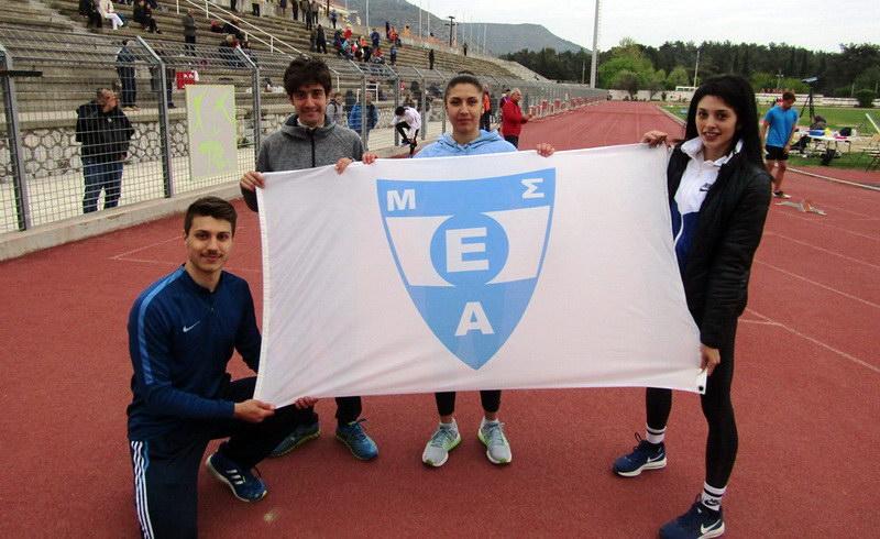 4 μετάλλια ο Εθνικός Αλεξανδρούπολης στο Διασυλλογικό Πρωτάθλημα Στίβου στη Δράμα