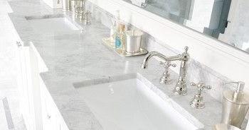 The Beauty Of Super White Granite Countertops