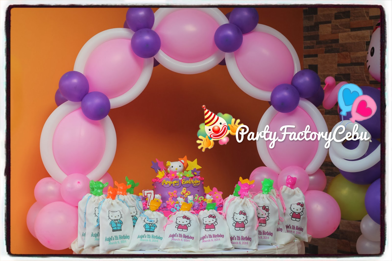 Welcome To Partyfactory Cebu March 2014