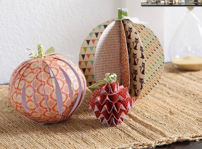 Paper Kits for Halloween