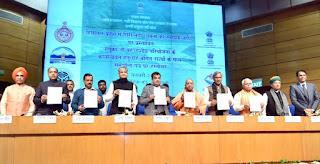 Agreement for Renukaji Dam Multipurpose Project signed
