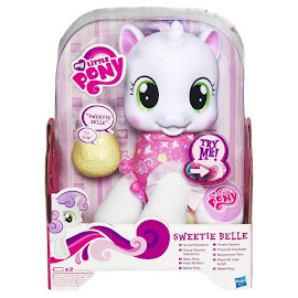 MLP So Soft Newborn Sweetie Belle Brushable Pony