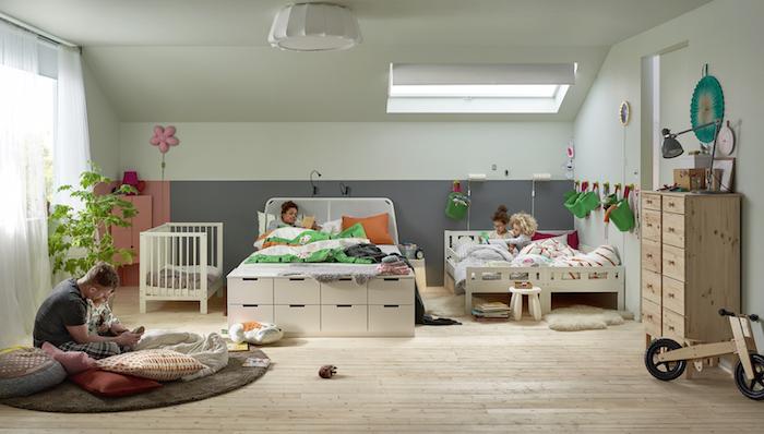 Nuevo catálogo Ikea 2016 versión España- Dormitorios-niños