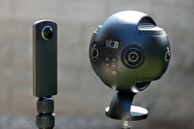 Which has better image quality? Insta360 Pro VIDEO vs  a