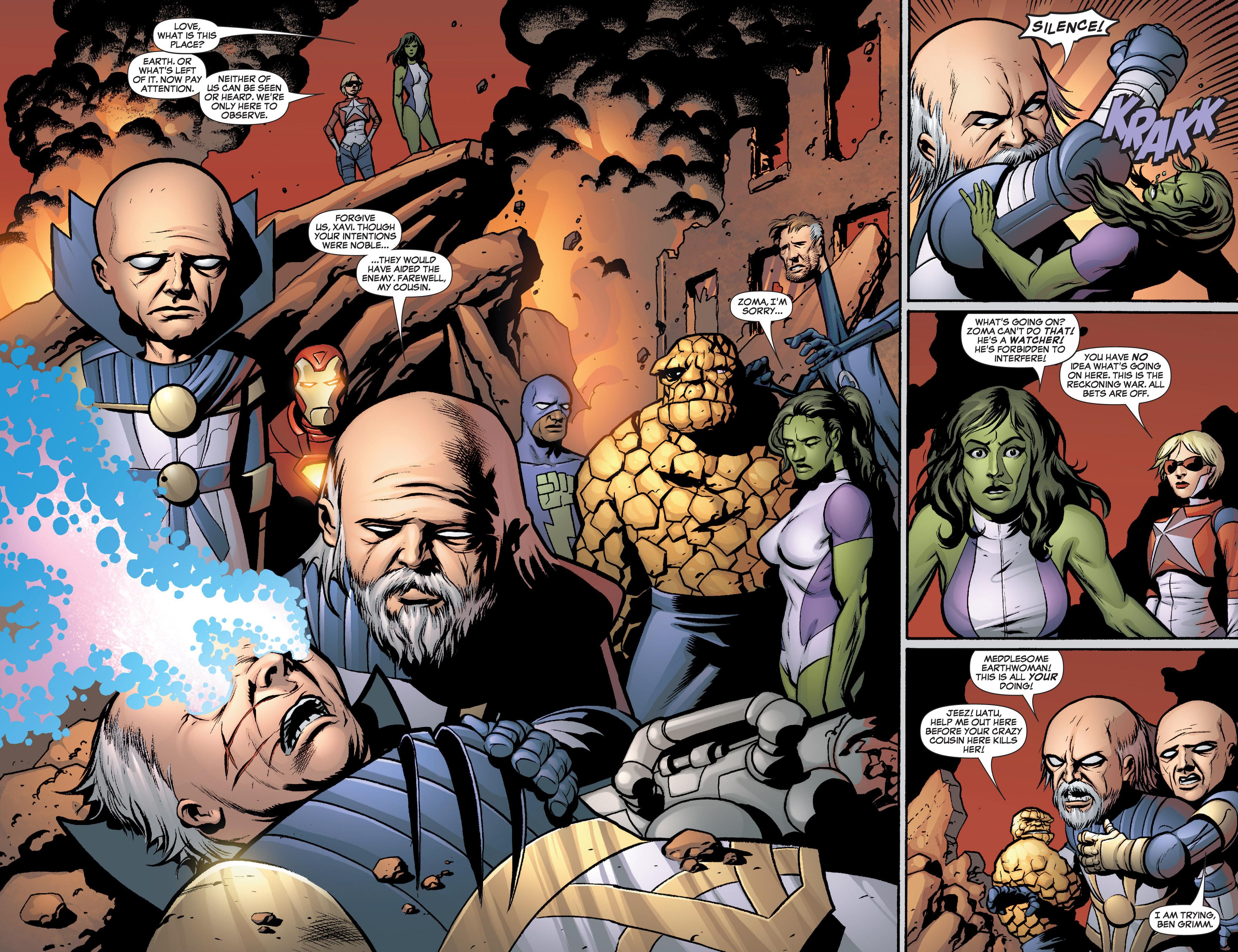 Read online She-Hulk (2005) comic -  Issue #3 - 27