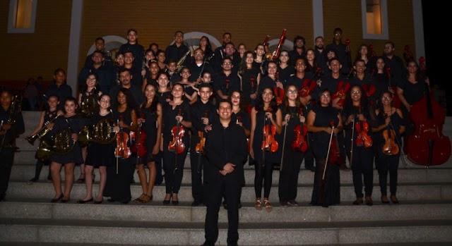 Orquestra Filarmônica Pauferrense, com sede na UERN Campus Pau dos Ferros, será representada na França