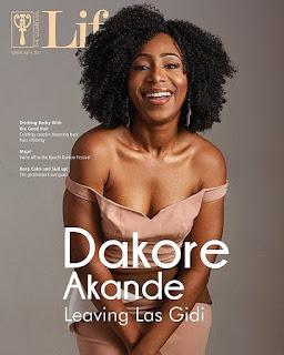 Dakore Akande, guardian Nigeria Life magazine