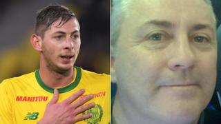 Emiliano Sala search: Family 'struggling with few answers'