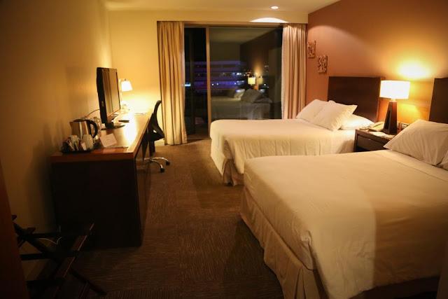 Quarto do MDS Hotel Calama