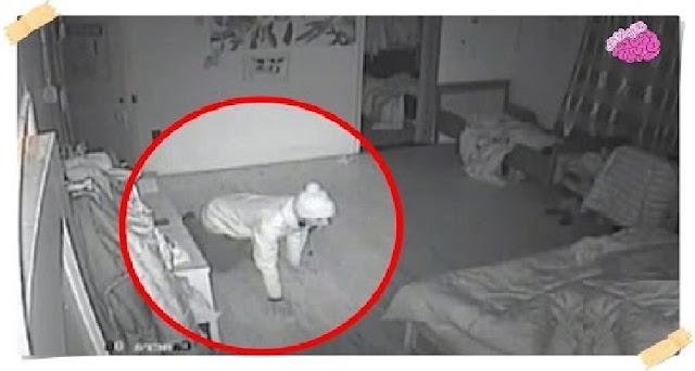 10 اشياء صادمة التقطتها كاميرات مراقبة المربيات..!!