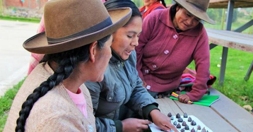 MINEDU: Mapa etnolingüístico contribuirá a mejorar atención en lenguas originarias - www.minedu.gob.pe