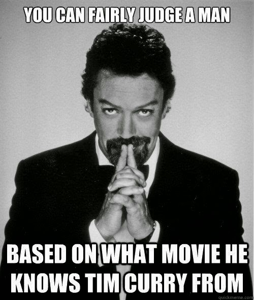 Tim Curry Movies