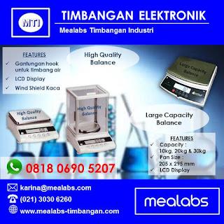 Timbangan Elektronik