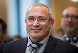 Михаил Ходорковский об убийстве журналистов в ЦАР, бизнесе и судьбе Сечина