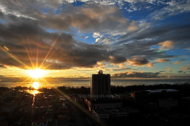 Sunset Picture Miri