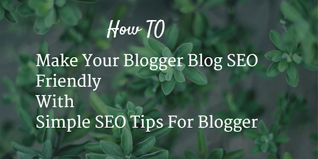 Simple SEO Tricks Every Bloggers Should Know