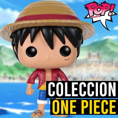 Lista de figuras funko pop de Funko POP One Piece