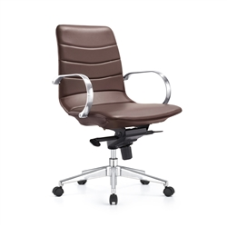 Marie Chestnut Brown Office Chair
