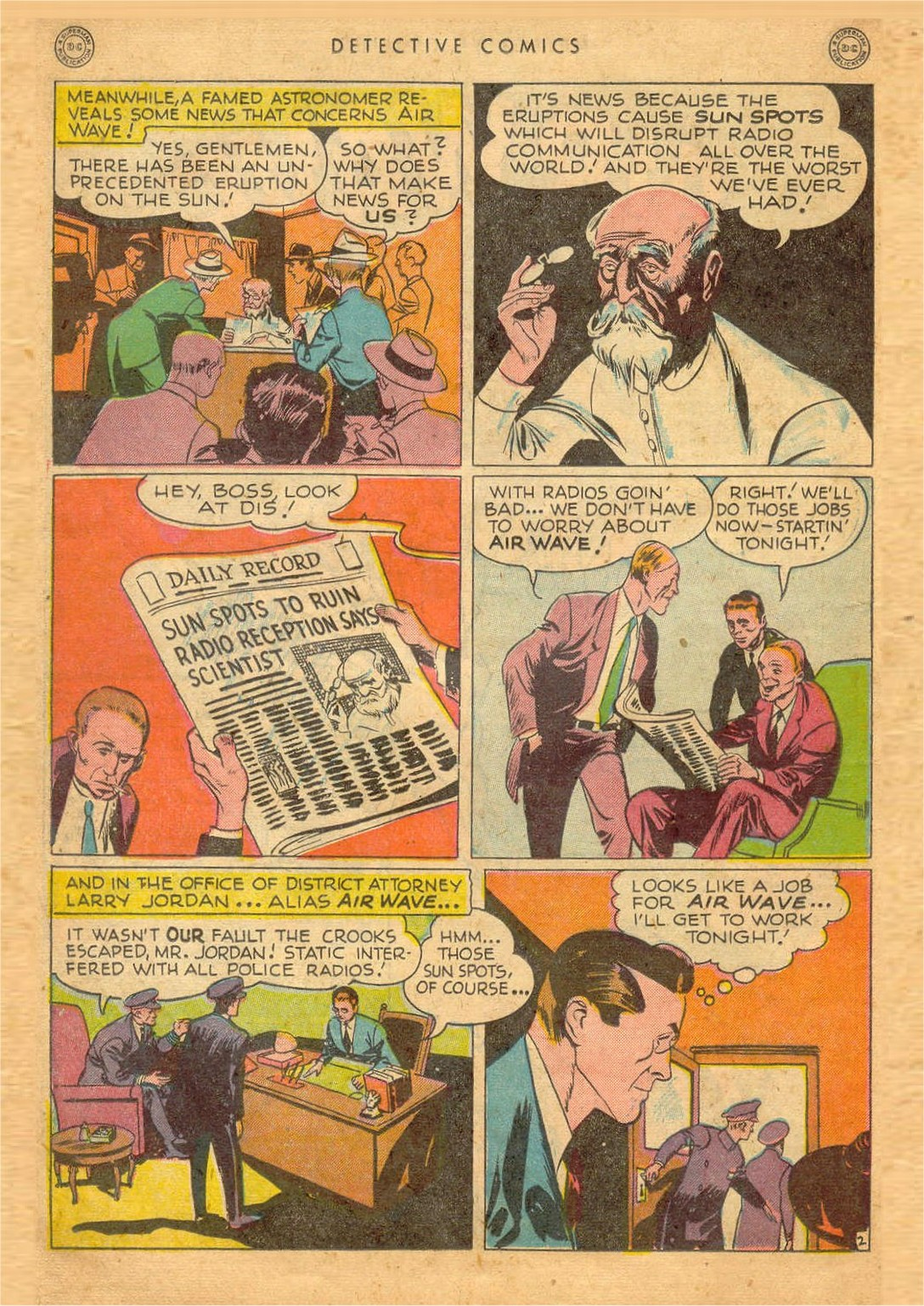 Detective Comics (1937) 129 Page 16