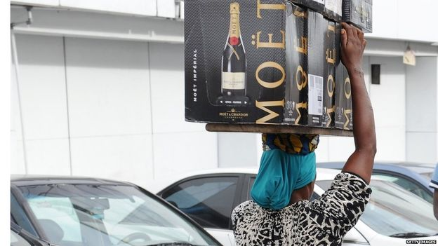 Image result for champagne nigeria