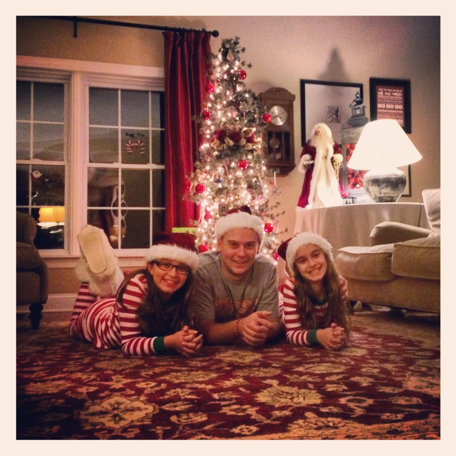 Christmas Eve | iloveitallwithmonikawright.com