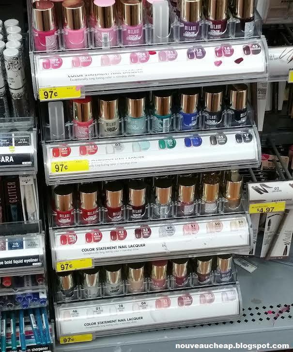 Updates Regarding Milani Wet N Wild E L F And Sinful Colors At Walmart Nouveau Cheap