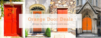 orange door deals group
