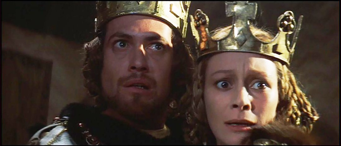 Image result for francesca annis and jon finch macbeth 1971