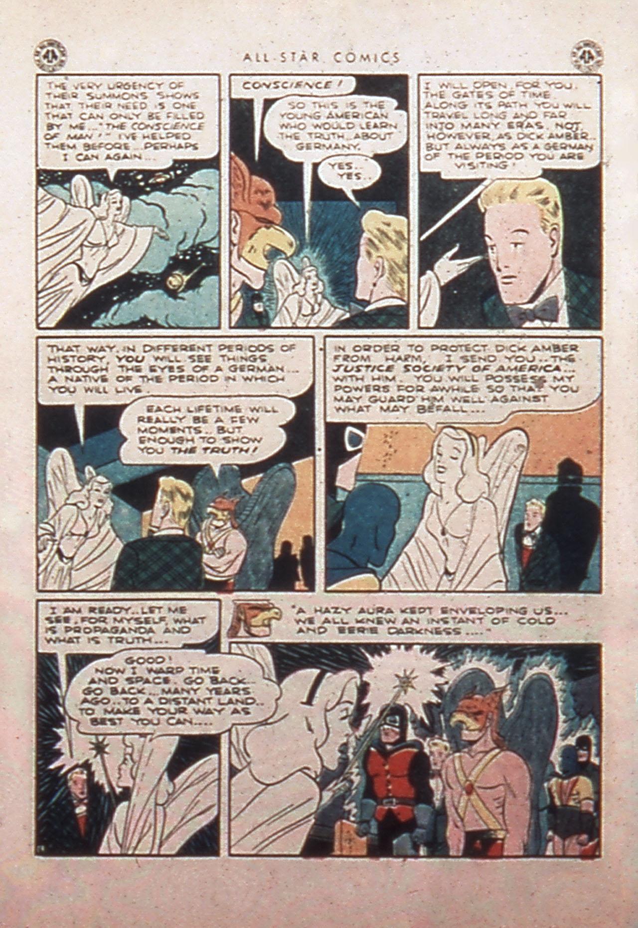 Read online All-Star Comics comic -  Issue #24 - 7