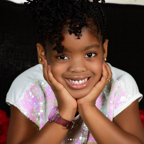 Basketmouth-wife-daughter-Janelle-6th-birthday-photos-5