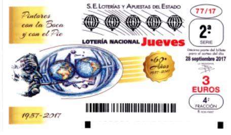 loteria nacional del jueves 28 de septiembre de 2017