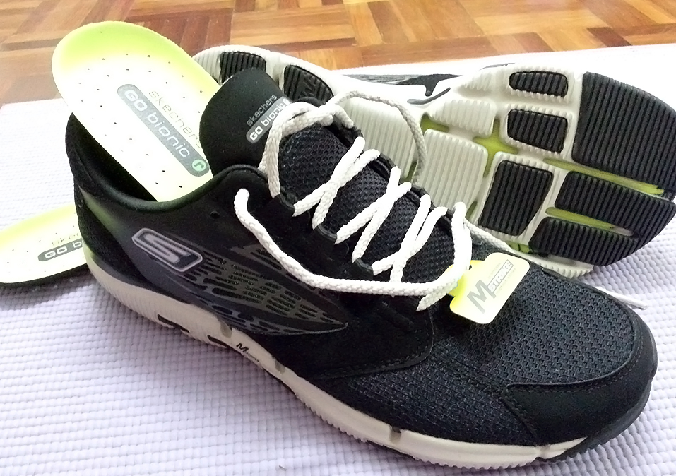 e30c3958df7d The Skechers GObionic Ride (which I m going to shorten as the GBR from this  point on) is basically an extension of the original shoe but with increased  ...
