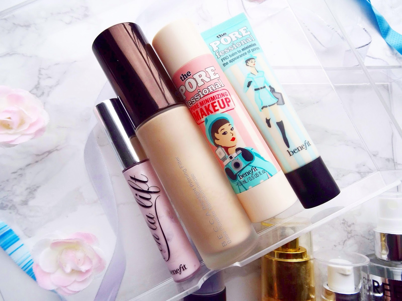Makeup Collection Series / #1 Primers&Setting Sprays My Favourites