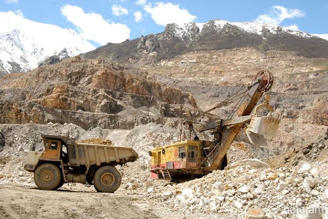 Pashinyan pidió auditar todas las explotaciones mineras en Armenia