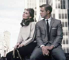 Image from Breakfast at Tiffany's