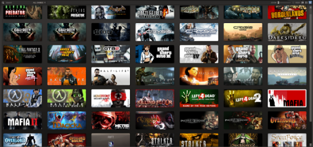 Steam supera los 6000 juegos - PC.